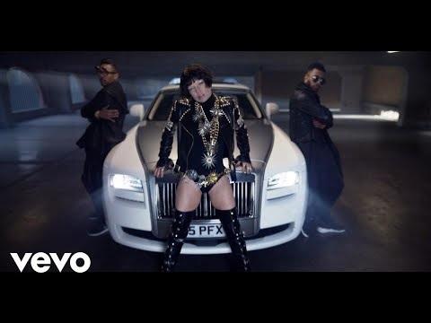 Fergie Is #HairGoals In Her Like It Ain't Nuttin' Music Video! WATCH!