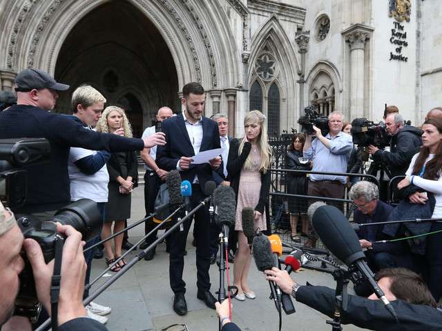 Charle Gard Case Judge Gives Parents And Great Ormond Street Hospital Deadline To Agree Where He Will Die