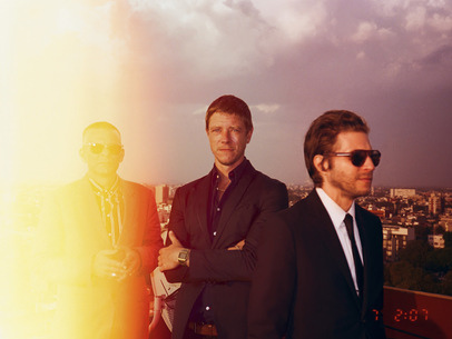 "A conversation with Interpol: ""It feels like a new chemistry for the band."""