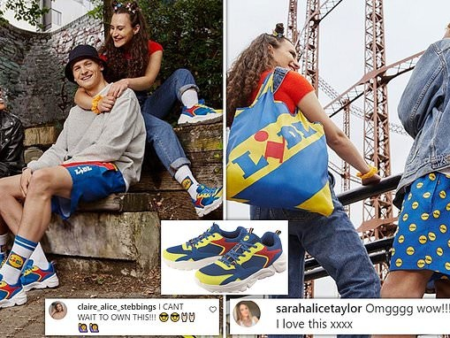 The viral £12,99 Lidl trainers are FINALLY hitting the shelves in the UK this week