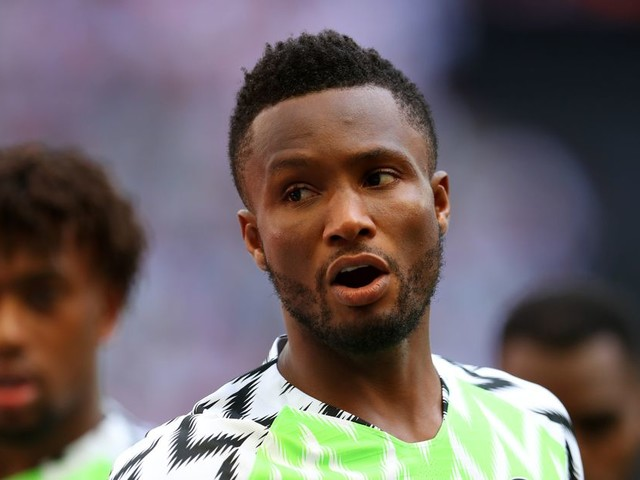 Lucky fans in Africa have a chance to win Mikel's spectacular Nigeria game jersey