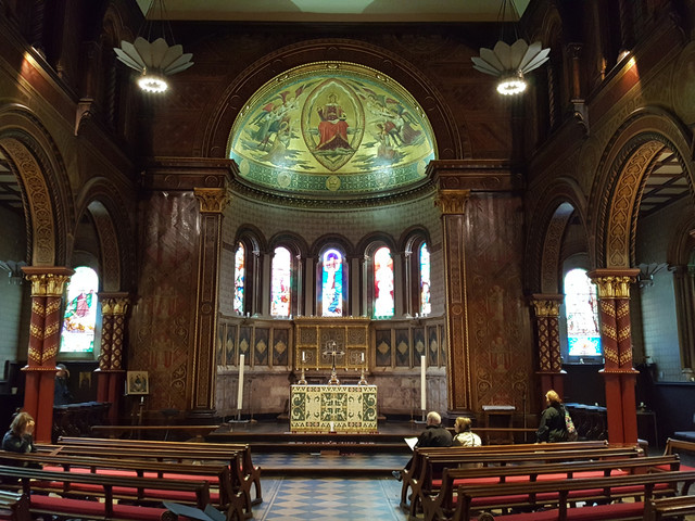 Of College Chapels and Steam Trains