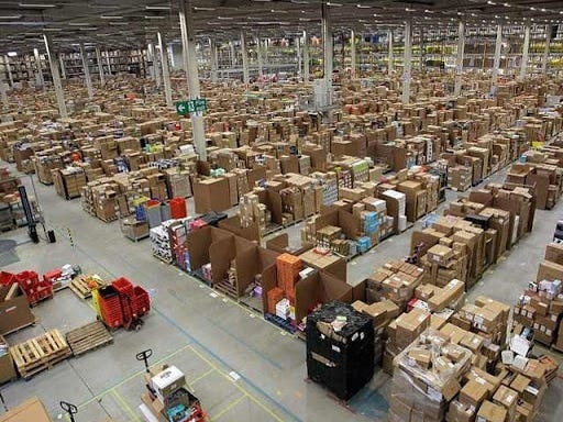 Two new investigations find that some Amazon warehouses have injury rates as high as triple the industry average (AMZN)