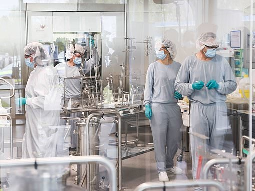 NSW plans to manufacture the key technology used to make Covid-19 vaccines