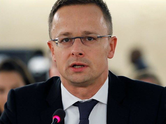 Hungarian lawmakers reject 'lying, slanderous' report approved by EU