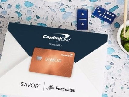 Capital One Savor cardholders can get a free Postmates Unlimited subscription — here's how