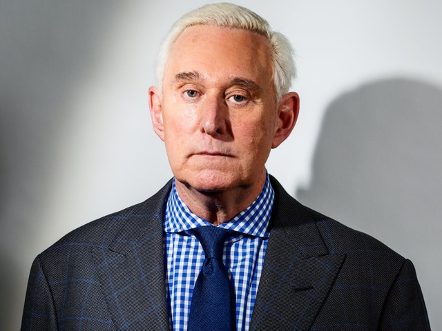 The indictment against Roger Stone raises one huge question: Why would he do that?
