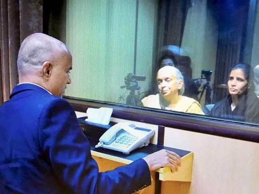 "Indian Officer To Meet Kulbhushan Jadhav Today, Hopes For ""Free"" Meeting"