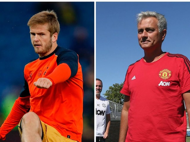 Manchester United manager Jose Mourinho discusses Eric Dier transfer chances