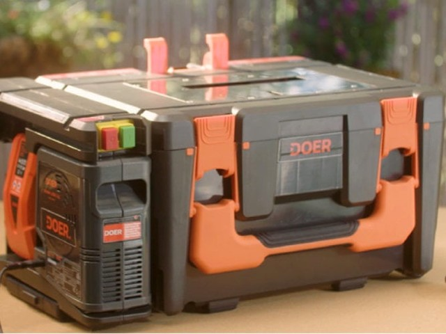 DOER Toolkit transforms your power tools into bench tools