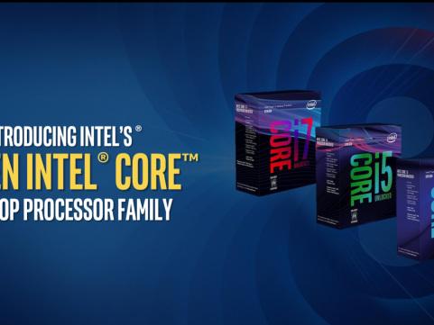 "Intel Announces 8th Generation Core ""Coffee Lake"" Desktop Processors: Six-core i7, Quad-core i3, and Z370 Motherboards"