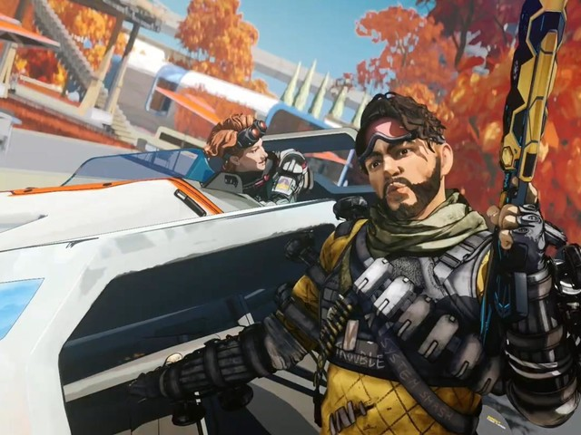 Apex Legends trailer shows off season 7's new Olympus map and drivable vehicles