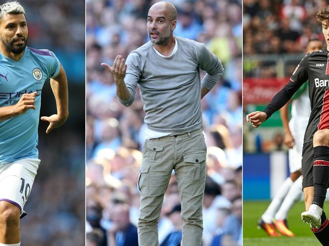 Man City news and transfers RECAP Aguero car crash latest plus De Bruyne and Stones injury latest