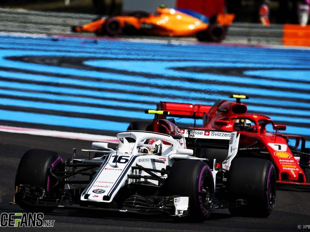 Leclerc disappointed in himself for tenth-place finish
