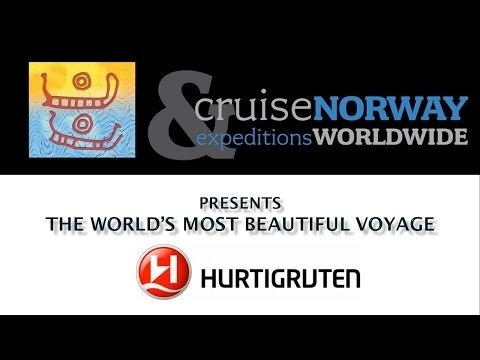 Webinar: The World's Most Beautiful Voyage – Learn About Hurtigruten's Coastal Voyages Along the Stunning Norwegian Coastline