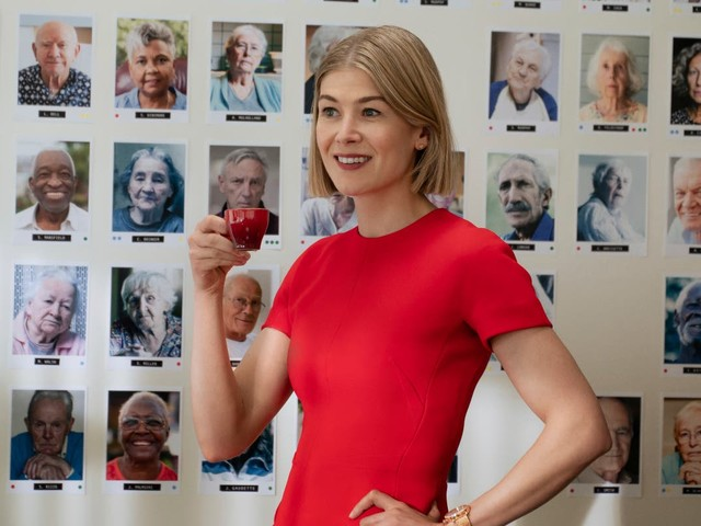 I Care a Lot review: Rosamund Pike gives the spike to this savage satire