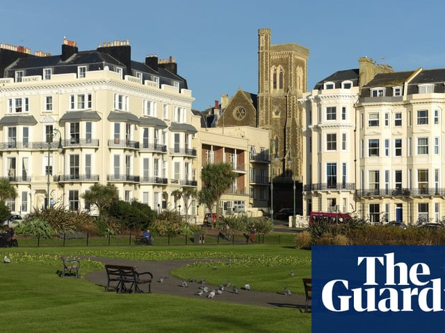 Let's move to St Leonards-on-Sea, East Sussex: the yin to Hastings' yang