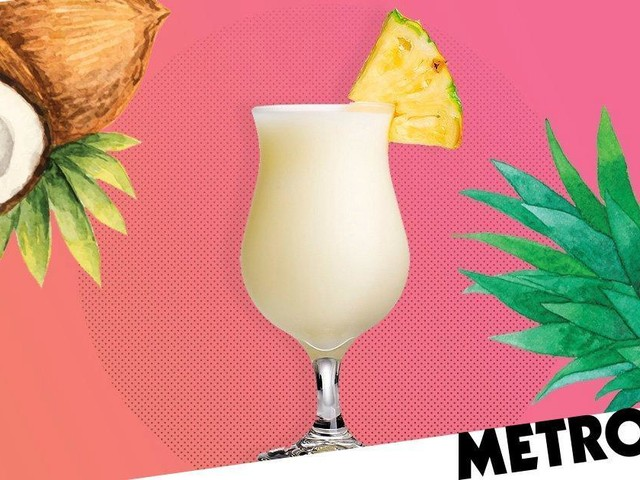 How to celebrate National Piña Colada Day