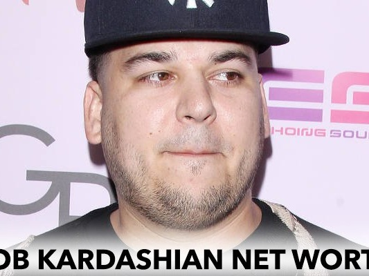 Rob Kardashian Net Worth 2018: Looks Like He's Making Progress! But By How Much?