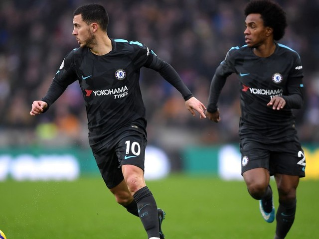 Chelsea rediscover scoring touch in 4-0 beatdown of Brighton & Hove Albion