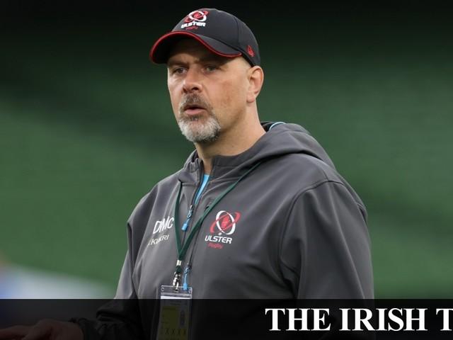 Dan McFarland needs to shake off Ulster's cobwebs