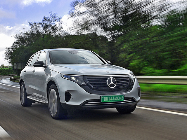 Review: Mercedes-Benz EQC India review, test drive