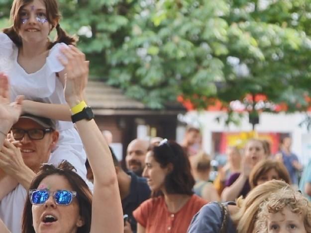 Inside Paddington's Fantastic, Family-Friendly And Totally Free Music Festival