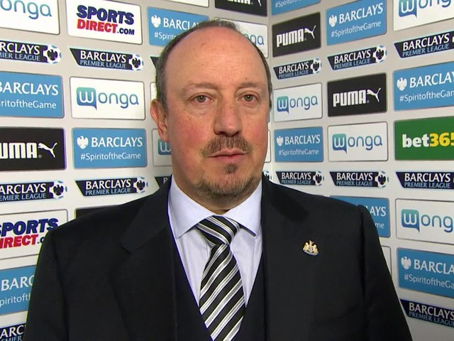 Benitez furious with Hemed's winner as Newcastle's winning run ends