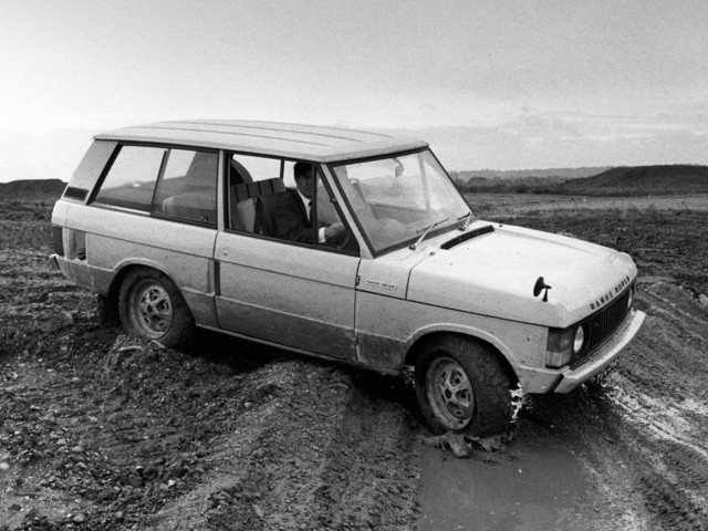 Range Rover Mk1 (1970) retro road test