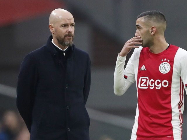 Ajax head coach confirms impending Hakim Ziyech transfer to Chelsea