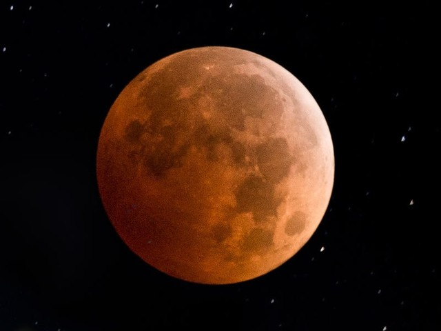 A 'strawberry moon' lunar eclipse will occur Friday night —here's how to see it