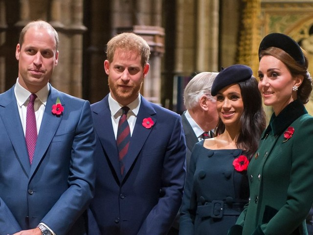 Prince William and Kate Middleton took 8 hours to acknowledge the birth of Prince Harry and Meghan Markle's son on social media