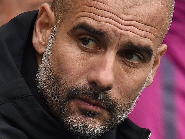 Pep Guardiola responds to claims Man City can emulate Arsenal's Invincibles