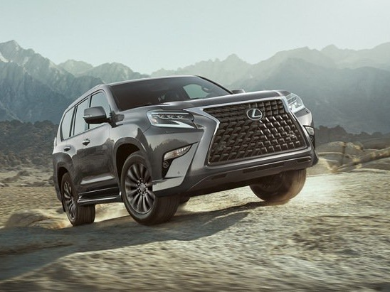 Refreshed Lexus GX Gets New Grille, Safety Features