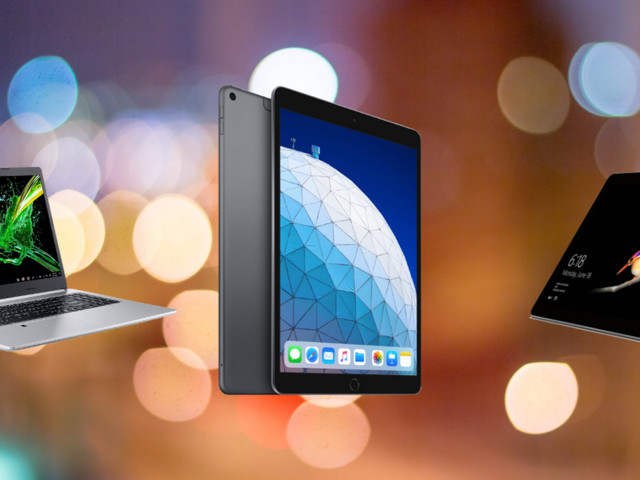 Best laptop and tablet deals this week: Shop iPad, Surface, Acer, and more