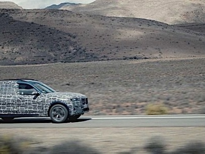 2019 BMW X7 Shown in Extreme Conditions Testing Video