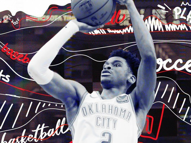 Shai Gilgeous-Alexander is officially one of the NBA's best young players