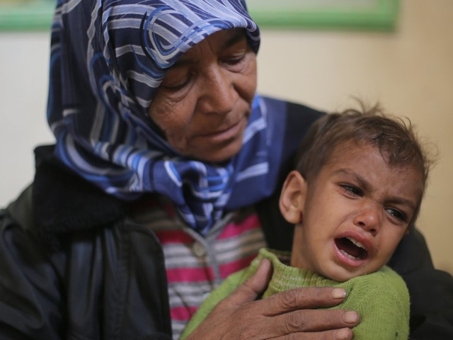 137 Children Need 'Immediate Medical Evacuation' From Syrian Suburb: UN Report
