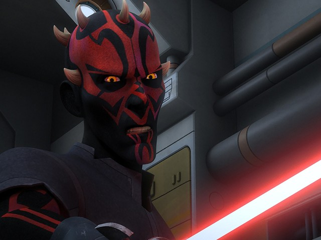 'Star Wars Rebels' Sam Witwer on Playing Darth Maul, Seeing 'Star Wars' Done Right