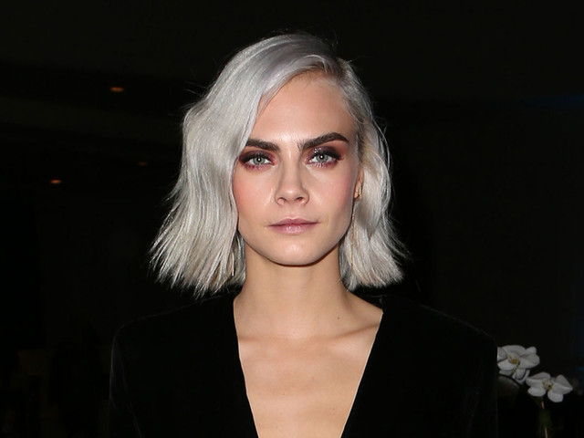 Cara Delevingne Chops Off Her Hair, Debuts New Pixie Cut