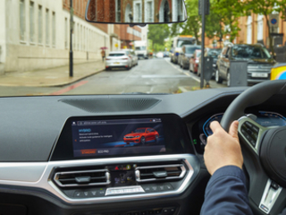 Electric switch: Plug-in hybrid BMWs to automatically swap to battery mode in London and Birmingham