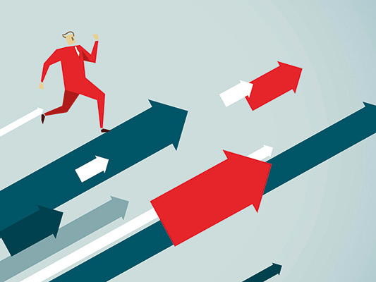 Purposeful Portfolios Long-term growth: active investment path keeps growth on the ascent
