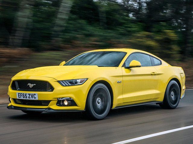 Nearly new buying guide: Ford Mustang