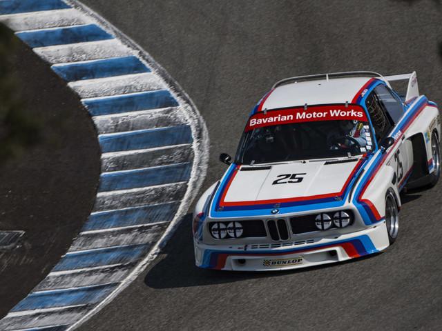 The 1975 Sebring winner BMW 3.5 CSL going to auction