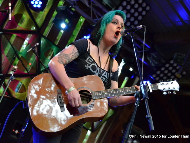 Louise Distras announces 'Land Of Dope & Glory' UK Tour