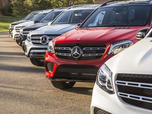 Daimler Files Trademark for Probable Mercedes-Maybach SUVs