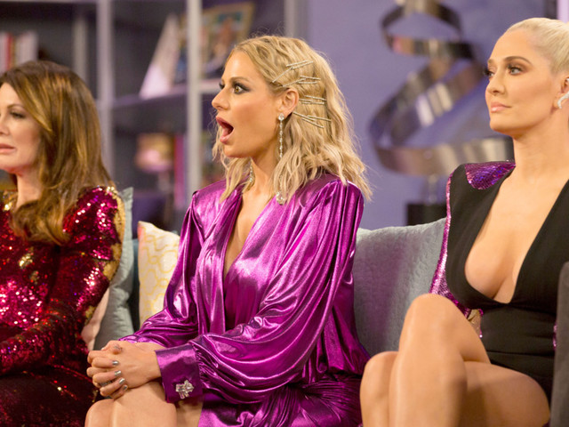The Real Housewives of Beverly Hills Reunion Recap: Gotta Be Startin' Something