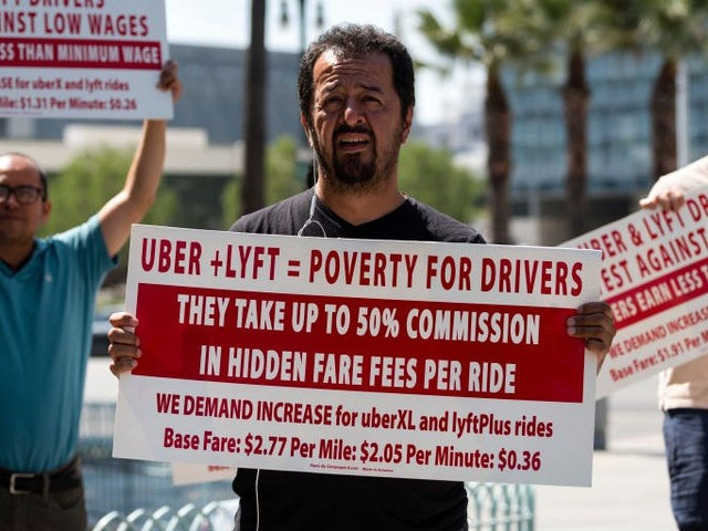 'This is why people are so angry': Tech giants like Google, Facebook, and Uber built their empires on the backs of contractors. A pandemic is showing just how horrifically that model failed American workers.