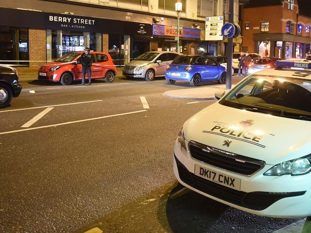 Man, 25, in hospital after 'fight breaks out' in Liverpool city centre bar