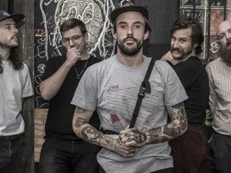 Idles are streaming their new song Sodium
